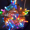 LED Holiday Outside Christmas Decoration RGB String Lights