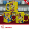 Customized Ceramic Coffee Mug with Sublimation Print