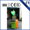 15 Ton Patch Cord Head Vertical Hydraulic Injection Machine From China Supplier