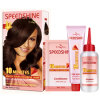 Speedshine Hair Color Cream cosmetic with 4.00 Medium Brown