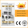 Customized Glass Design Aluminum Sliding Door Price (SC-AAD019)