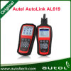 Original Autel Autolink Al619 ABS/SRS + Can Obdii Diagnostic Tool Al619