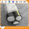 8000 Series Compact Stranded XLPE Insulation Triplex Urd Cable