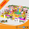 Interesting Children Soft Indoor Playground, Kids Play Structure with Slides