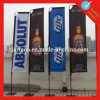 Outdoor Advertising Flag Banner Wind Flag