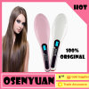 Electric with LCD Hair Straightener Brush