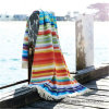 Popular Design Cotton Velou Beach Towel