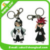 Customized Requirements Fancy 3D Rubber Key Chain (SLF-KC002)