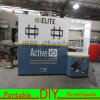 Portable Versatile Trade Show Display Booth for Exhibition