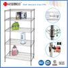 NSF Standard Chrome Iron Wire Storage Shelf Rack