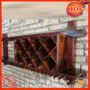 Custom Creative Wine Displays Cabinets in Pine