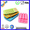 Silicone Ice Cube Trays with Lids for Kitchen Ware