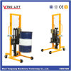 Weighing Hydraulic Drum Stackers