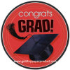 Disposable Paper Plates for Graduation Party