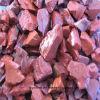 Red Sharping Stone