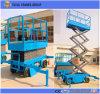 Tavol Hydraulic Mobile Scissor Lift