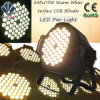 Surface 54PCS*3W Warm White LED PAR Can Stage Light