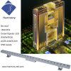 18*1W DMX Controller LED City Light Wall Washer Light