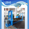 Conveyor Belt Cleaning Device Electric Polyurethane Belt Brush Cleaner