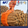 Excavator Spare Parts Hydraulic Wood Timber Grab