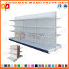 4 Level Customized Supermarket Hole Back Retail Display Shelves (Zhs526)