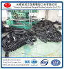 Corrugated Sidewall Conveyor Belt (H=400mm) Rubber Conveyor Belt
