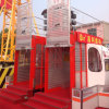 Two Cup Construction Lifter Sc200/200, Changli 2000kg Construction Hoist Sc200/200