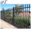 2.1m (H) *2.4m (W) Spear Tubular Garrison Australia Steel Fence