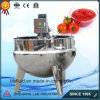 Customized Stainless Steel Paste Making Double Jacketed Kettle