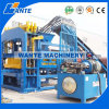 Qt4-15 Light Weight Concrete Foam Block Block Macking Machine
