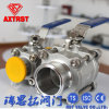 3PC Floating Ball Valve with Clamp Ends (1000WOG)