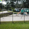 2.1X2.4m Metal Fencing for Australia Market