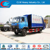 Hottest Sale Dongfeng 4X2 Garbage Compactor Truck