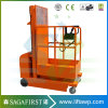 3m Electric Self Propelled Box Goods Picker Order Picking Trucks