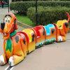 Hot Sale Electric Trackless Light Sensor Rider Dog Train