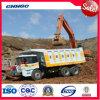 Heavy Duty Rock Sand Stone Dump Truck / Tipper Lorry