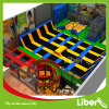 Opening Indoor Trampoline Center with Various Games