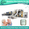 Efficient Full-Servo Adult Pull up Diaper Machine with Ce (CNK300-SV)