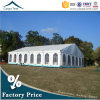 12m*35m Luxury Pyramid Tents Wedding White Canvas Sidewall Shelter