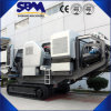 Heavy Duty Equipment Mobile Crush Plant for Sale