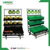 3 Tier Metal Banana Fruit and Vegetable Display Stand
