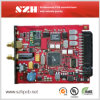 6 Layers Red Soldermask HASL PCBA Supplies