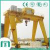 100 Ton Cabin Control Double Girder Gantry Crane
