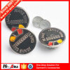 SGS Certification Various Colors Jeans Metal Button