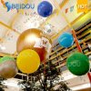 LED Advertising PVC Balls Inflatable Stand Ground Spheres Hanging Balloons