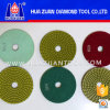 "New Arrival 4"" Wet Polishing Pad on Hot Sale"