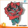 New Jacket Lapel Metal Rose Flowers Pins Rose Lapel Pin
