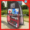 Advertising Horizontal Portable Pop up Banners