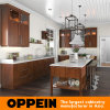 China Best PP Cherry Wood Kitchen Furniture (OP15-PP05)