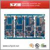 Blue Soldermask LED Fr-4 6layer PCB Printed Circuit Board